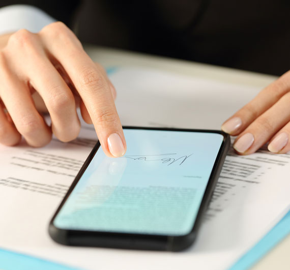 Fokus auf Lösungen für elektronische Signaturen